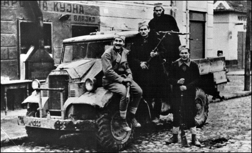 Zaplenjen_nemacki_kamion_u_Cacku_1941