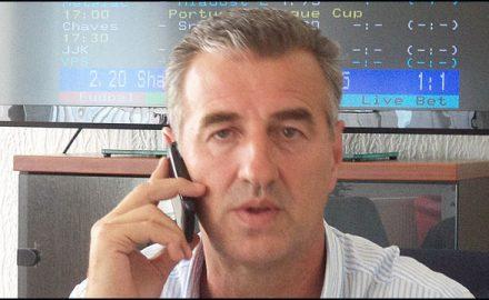 Marko Ivanović, direktor KK Borac