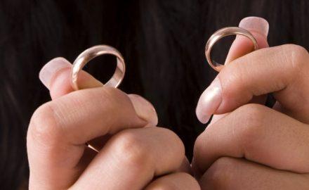 razvod, prsten