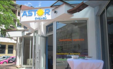 turistička agencija Astor