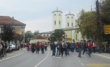 čačak, crkva