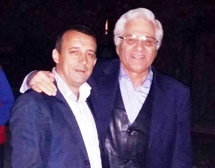 Nesko Milovanovic i Milan Zivadinovic