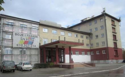 UTP Morava, novi hotel