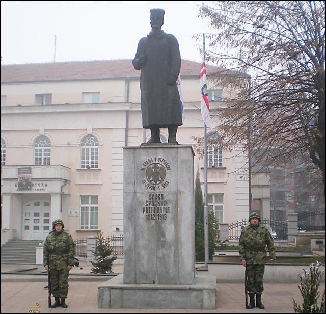 Spomenik-srpskim-ratnicima-'12---'18---Lazarevac-15.--XII