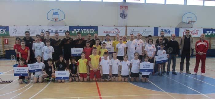 badminton slatina