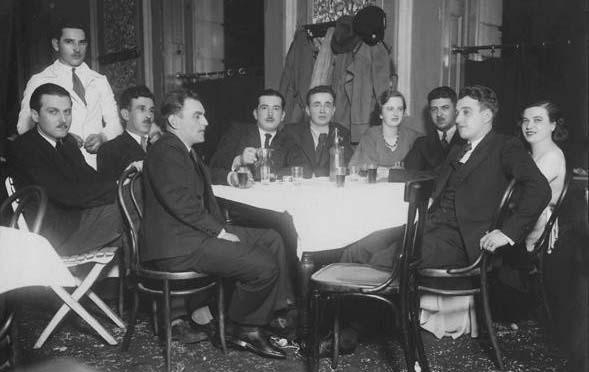 Hotel Kren 1933