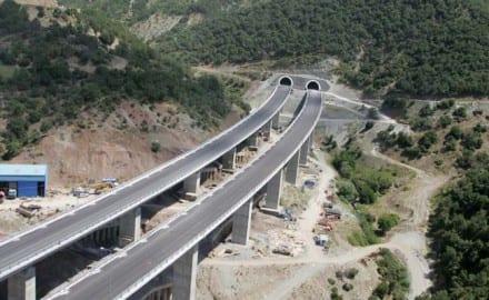 autoput preljina