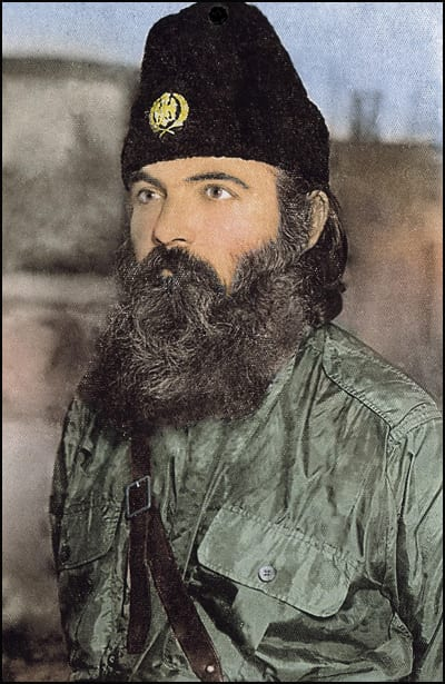 major-palošević
