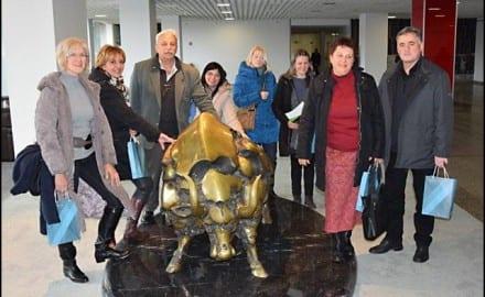 Zajednicki-foto-ispred-Ministarstva.-sumarstva-i----prehrane-poljoprivrede-Slovenije