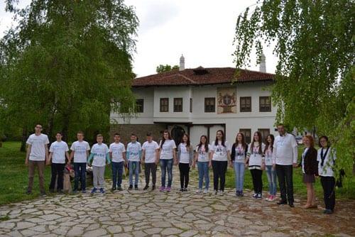 poseta hrvatskih ucenika