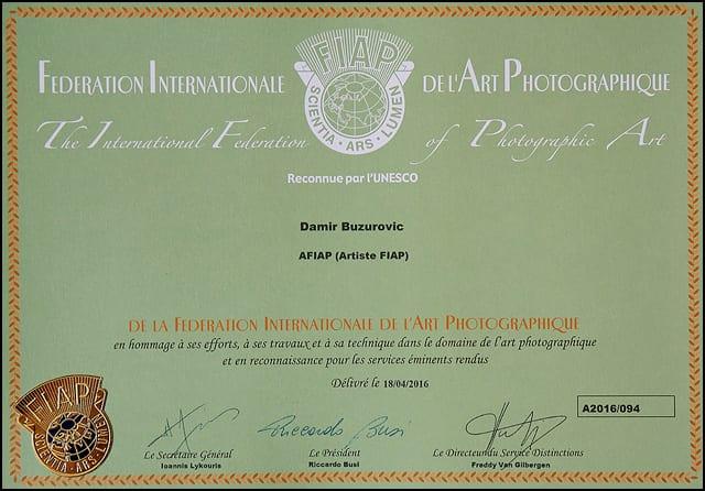 Damir-AFIAP-diploma