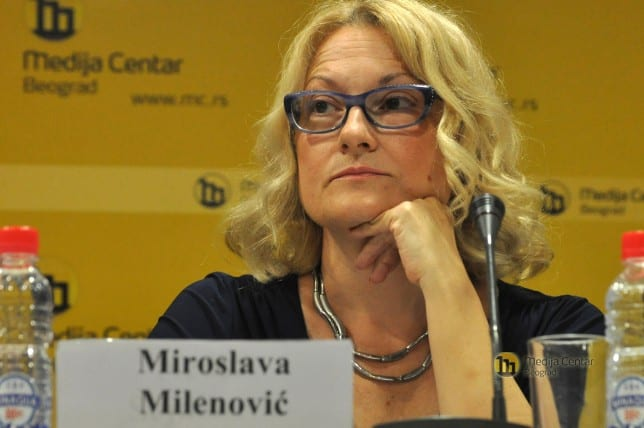 Miroslava Milenovic