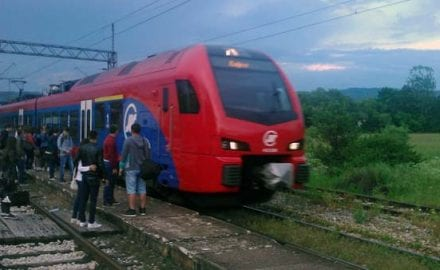 putovanje vozom
