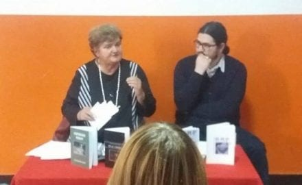 Književno podne sa pesnikinjom Svetlanom Vučković