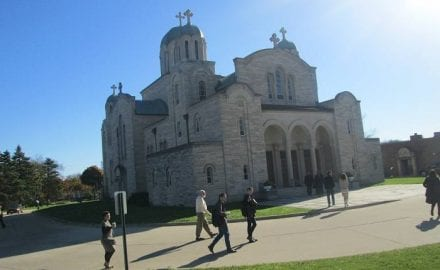 srpska crkva Milvoki