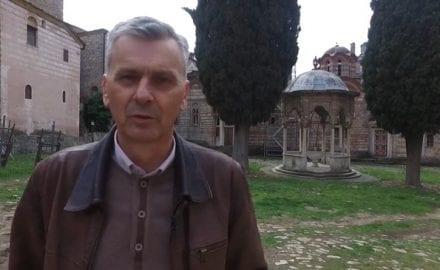 Milan Stamatović Hilandar