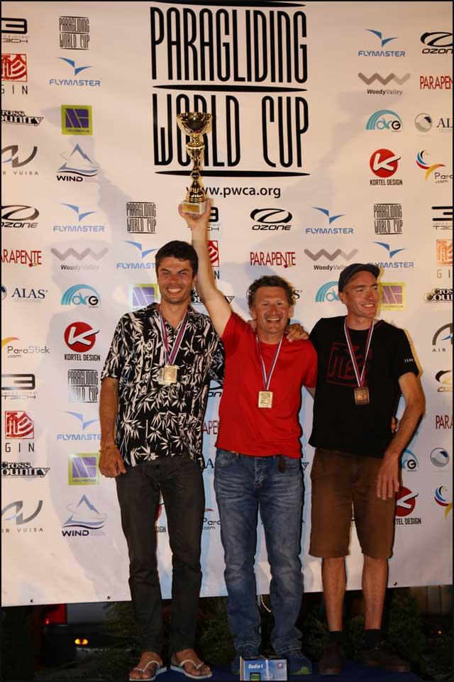 Najbolji-piloti-takmičenja-Stefan-Drouan,-Jasen-Savov-i-Arnold-Baumi