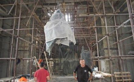 obnova hrama