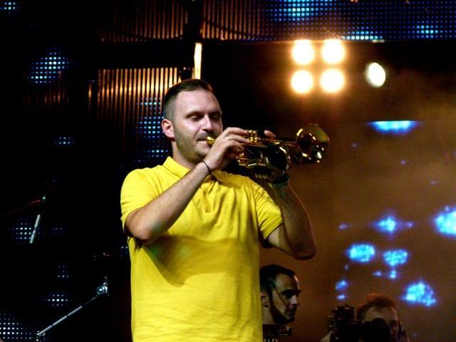 Dejan Petrović Guča