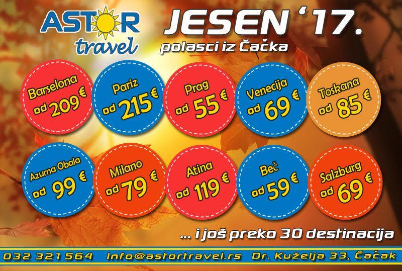 astor travel