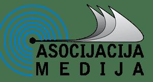 asocijacija medija logo-i-znak