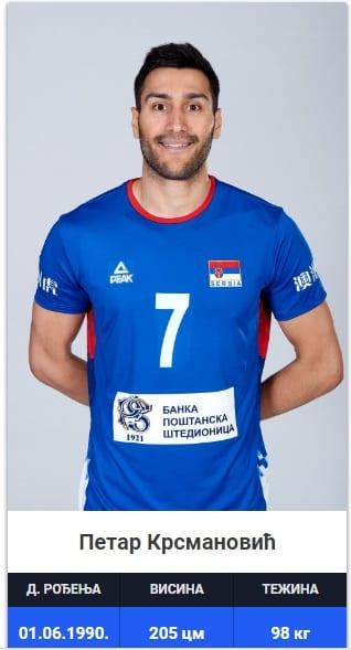 Petar Krsmanović
