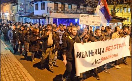 Protesti-Ivanjica
